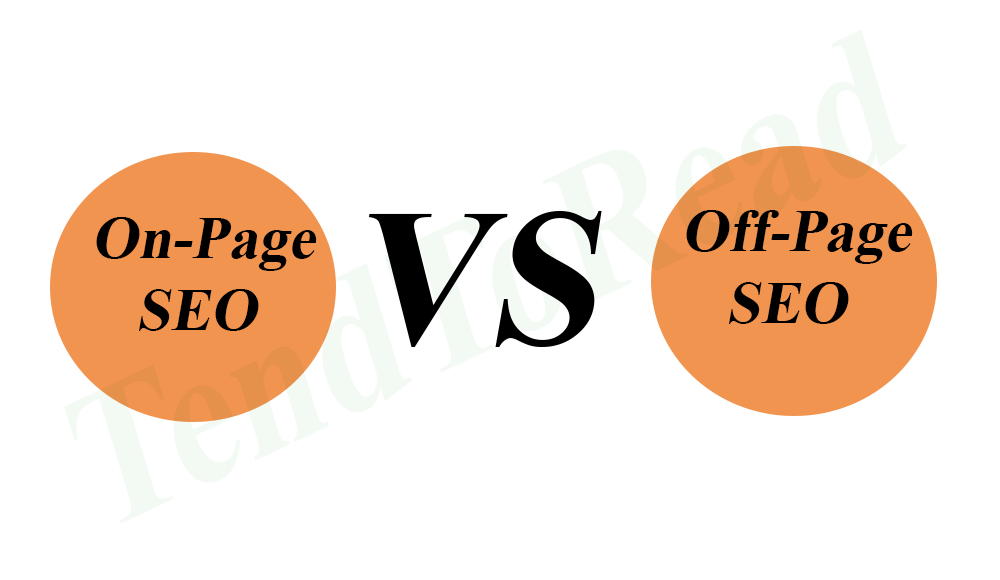 Difference Between On Page SEO and Off Page SEO